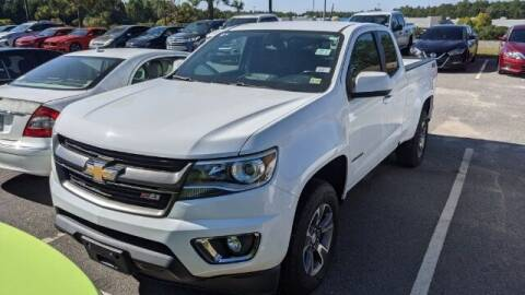 2017 Chevrolet Colorado for sale at PHIL SMITH AUTOMOTIVE GROUP - Pinehurst Nissan Kia in Southern Pines NC