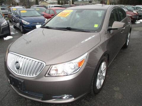 2010 Buick LaCrosse for sale at GMA Of Everett in Everett WA
