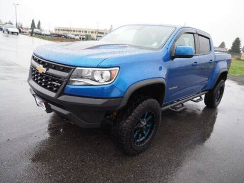 2018 Chevrolet Colorado for sale at Karmart in Burlington WA