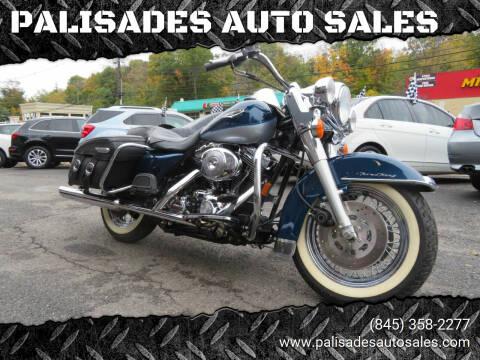 1999 Harley-Davidson Road King for sale at PALISADES AUTO SALES in Nyack NY