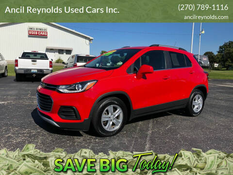 2017 Chevrolet Trax for sale at Ancil Reynolds Used Cars Inc. in Campbellsville KY
