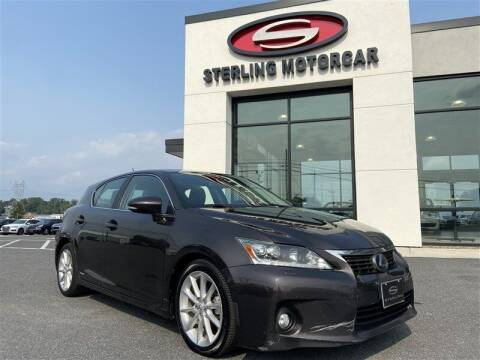 2011 Lexus CT 200h for sale at Sterling Motorcar in Ephrata PA