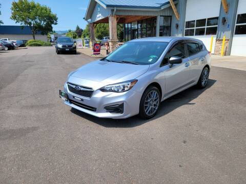 2018 Subaru Impreza for sale at Brookwood Auto Group in Forest Grove OR