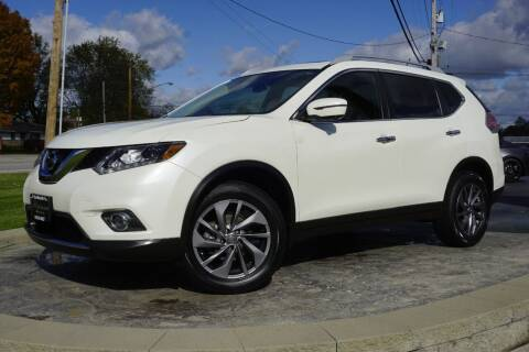 2016 Nissan Rogue for sale at Platinum Motors LLC in Heath OH