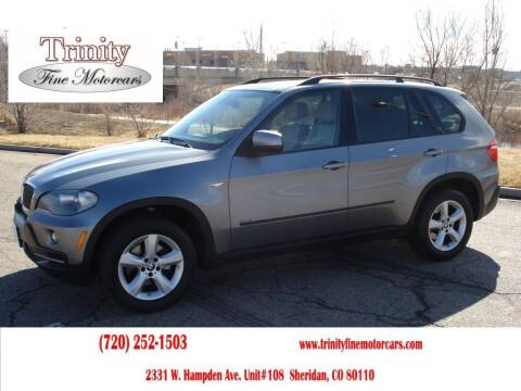 2008 BMW X5 for sale at TRINITY FINE MOTORCARS in Sheridan CO