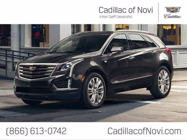 2018 Cadillac XT5 for sale in Novi, MI