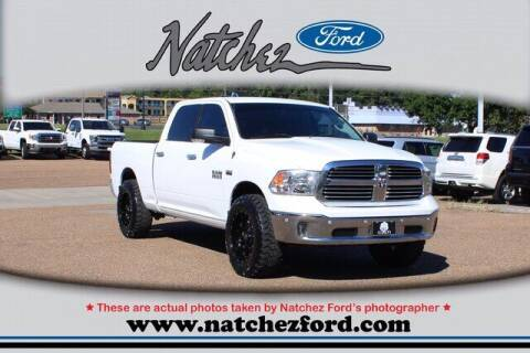 2017 RAM Ram Pickup 1500 for sale at Auto Group South - Natchez Ford Lincoln in Natchez MS