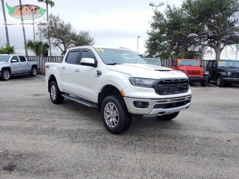 2019 Ford Ranger for sale at GATOR'S IMPORT SUPERSTORE in Melbourne FL