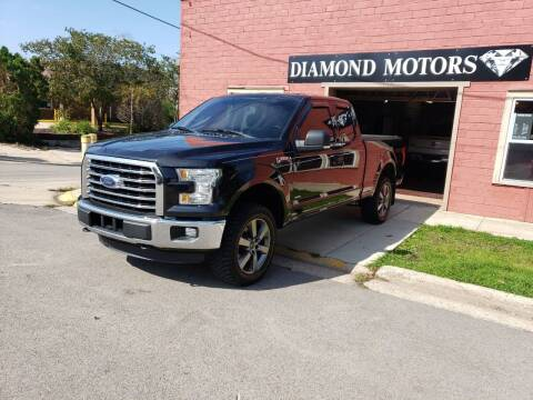 2015 Ford F-150 for sale at Diamond Motors in Pecatonica IL
