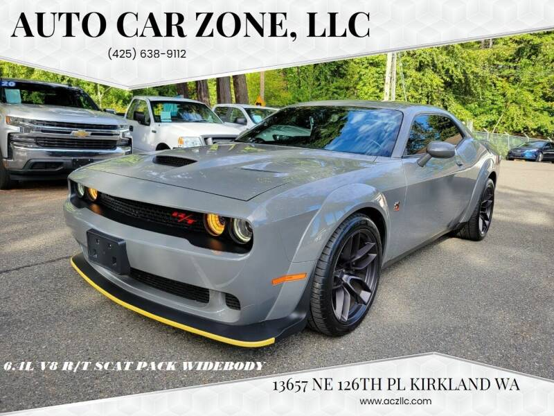 2019 Dodge Challenger for sale at Auto Car Zone, LLC in Kirkland WA