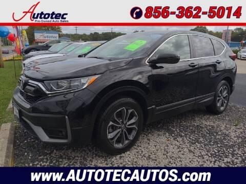 2020 Honda CR-V for sale at Autotec Auto Sales in Vineland NJ