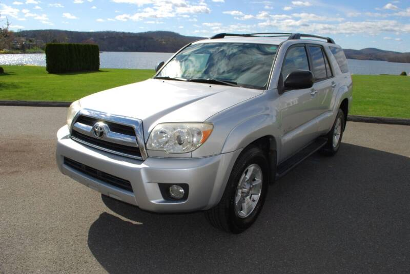 2007 Toyota 4Runner for sale at New Milford Motors in New Milford CT