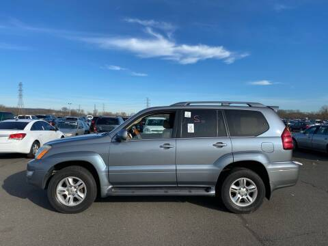 2005 Lexus GX 470 for sale at Bluesky Auto in Bound Brook NJ
