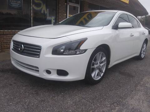 2014 Nissan Maxima for sale at Best Buy Autos in Mobile AL