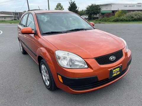 2009 Kia Rio5 for sale at Shell Motors in Chantilly VA