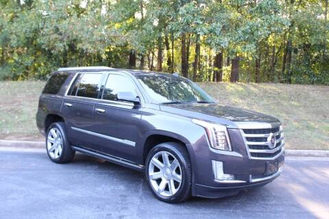 2015 Cadillac Escalade for sale at El Patron Trucks in Norcross GA