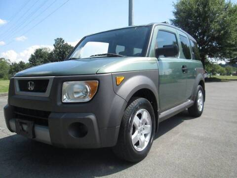 2005 Honda Element for sale at Unique Auto Brokers in Kingsport TN