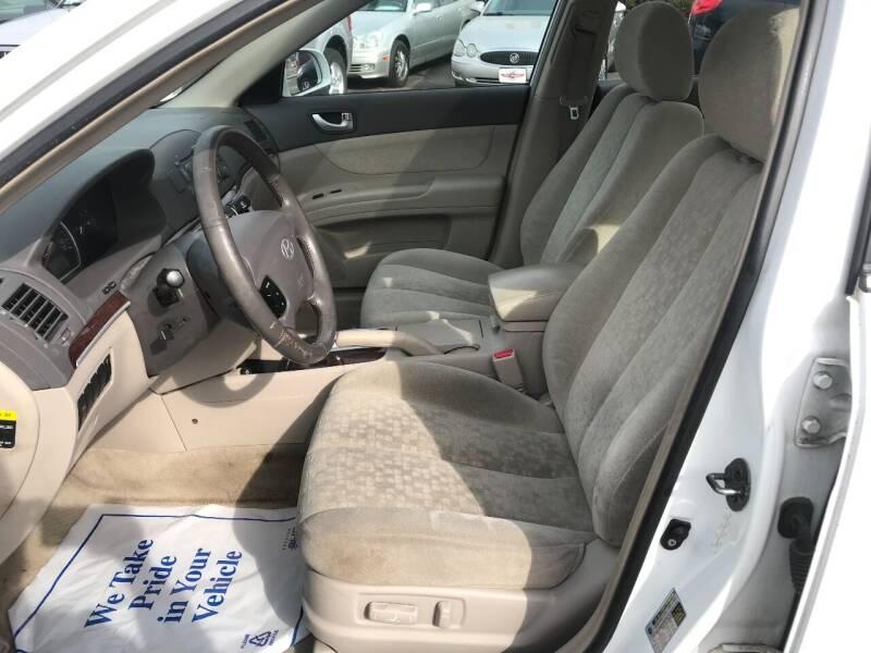 2007 Hyundai Sonata GLS 4dr Sedan - Kenosha WI