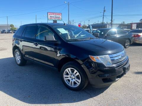 2009 Ford Edge for sale at Jamrock Auto Sales of Panama City in Panama City FL