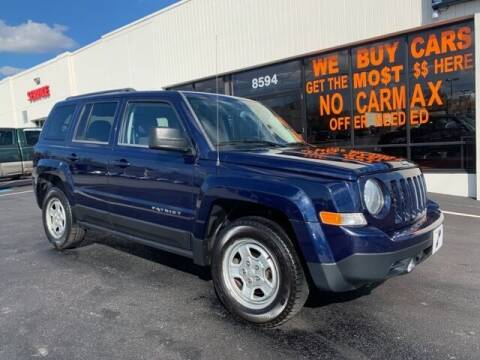 2014 Jeep Patriot for sale at Hi-Lo Auto Sales in Frederick MD