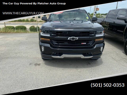 2016 Chevrolet Silverado 1500 for sale at The Car Guy powered by Landers CDJR in Little Rock AR