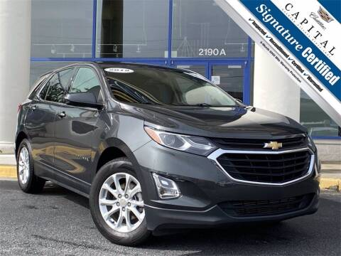 2018 Chevrolet Equinox for sale at Capital Cadillac of Atlanta in Smyrna GA