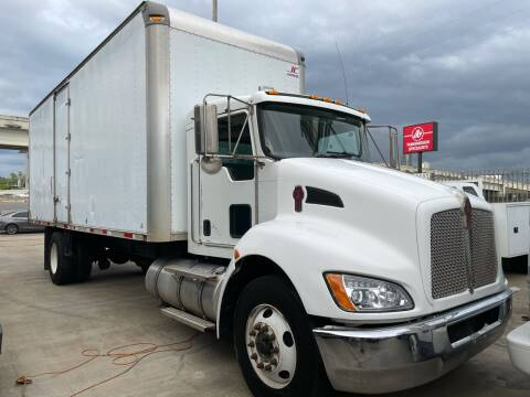 2009 Kenworth T370 for sale at National Auto Group in Houston TX