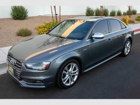 2014 Audi S4 for sale at REVEURO in Las Vegas NV