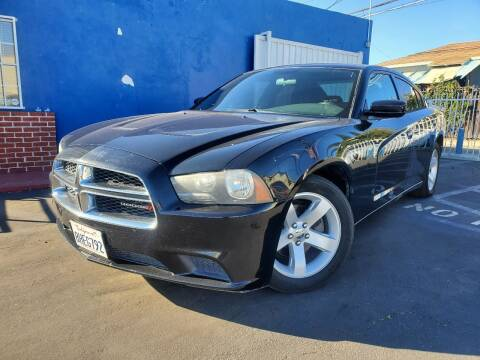 2013 Dodge Charger for sale at GENERATION 1 MOTORSPORTS #1 in Los Angeles CA