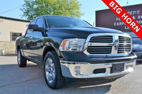 2016 RAM Ram Pickup 1500 for sale at LAKESIDE MOTORS, INC. in Sachse TX
