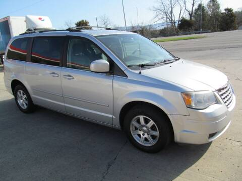 2008 Chrysler Town and Country for sale at HarrogateAuto.com in Harrogate TN