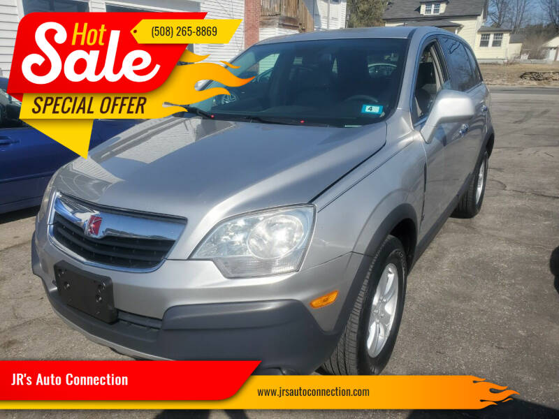 2008 Saturn Vue for sale at JR's Auto Connection in Hudson NH