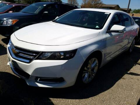 2015 Chevrolet Impala for sale at Columbus Car Trader in Reynoldsburg OH