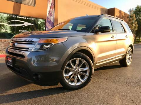 2011 Ford Explorer for sale at CK Motors in Murrieta CA