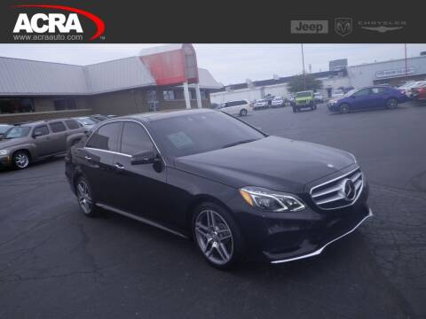 2016 Mercedes-Benz E-Class for sale at BuyRight Auto in Greensburg IN