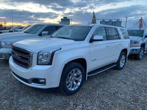 2015 GMC Yukon for sale at Truck Buyers in Magrath AB