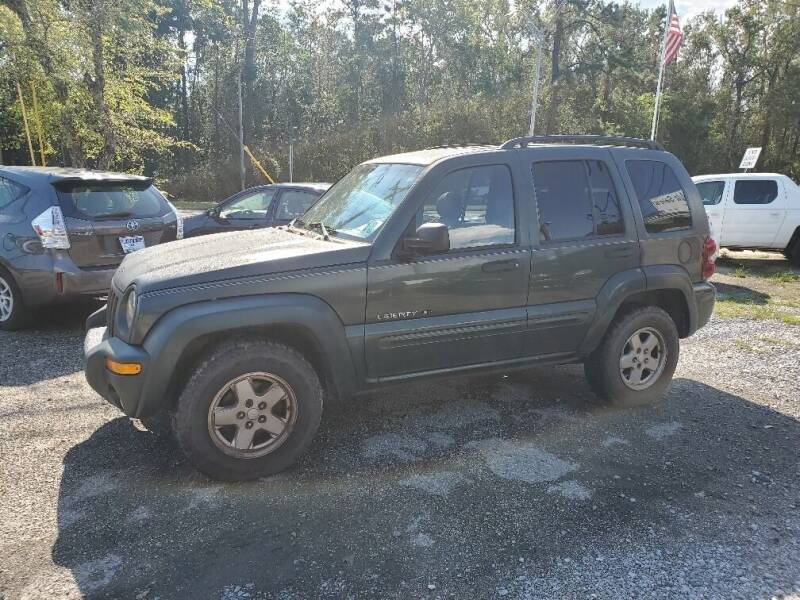 2003 Jeep Liberty for sale at Price Is Right Auto Sales in Slidell LA