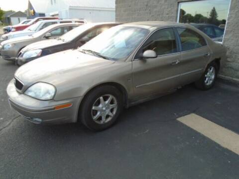 2002 Mercury Sable for sale at SWENSON MOTORS in Gaylord MN