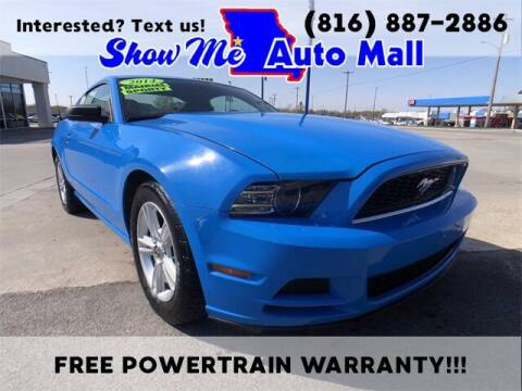2014 Ford Mustang for sale at Show Me Auto Mall in Harrisonville MO