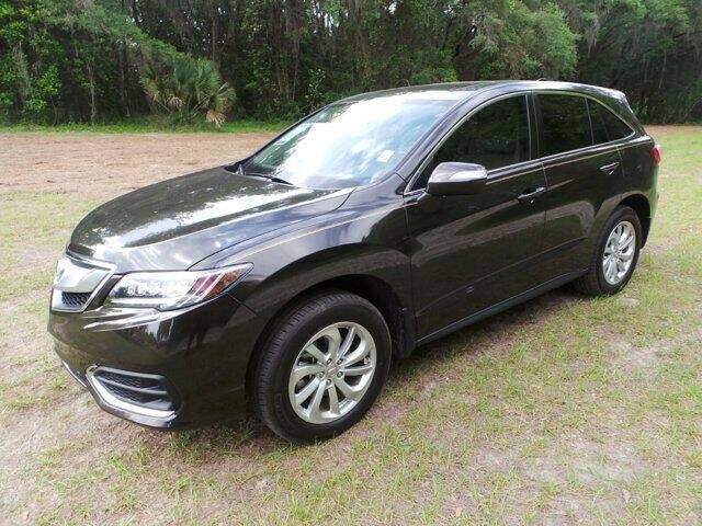 2016 Acura RDX for sale at TIMBERLAND FORD in Perry FL