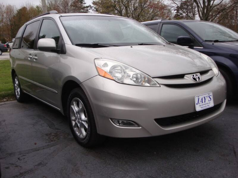 2006 Toyota Sienna for sale at Jay's Auto Sales Inc in Wadsworth OH