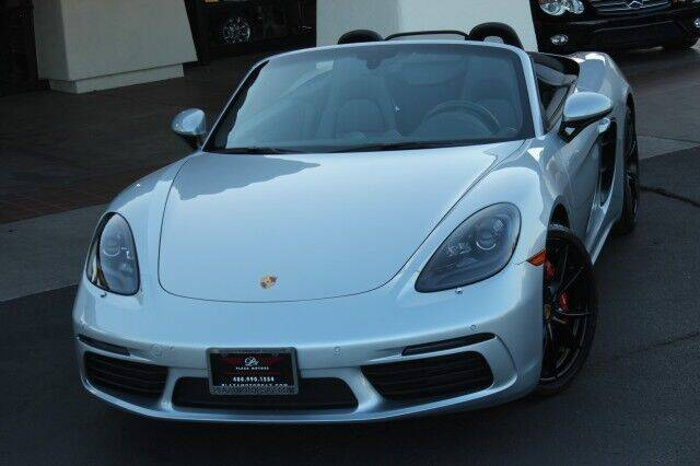 2018 Porsche 718 Boxster for sale in Tempe, AZ