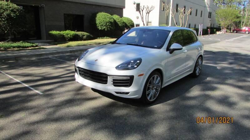 2016 Porsche Cayenne for sale at German Auto World LLC in Alpharetta GA