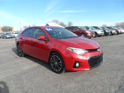 2014 Toyota Corolla for sale at America Auto Inc in South Sioux City NE