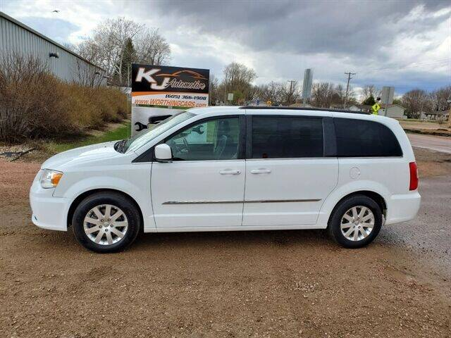 2015 Chrysler Town and Country for sale at KJ Automotive in Worthing SD