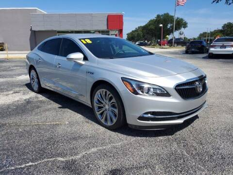 2018 Buick LaCrosse for sale at GATOR'S IMPORT SUPERSTORE in Melbourne FL