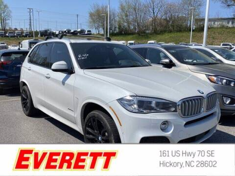 2017 BMW X5 for sale at Everett Chevrolet Buick GMC in Hickory NC