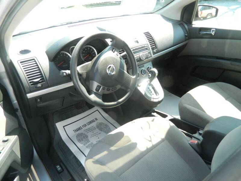 2012 Nissan Sentra 2.0 4dr Sedan CVT - Fort Wayne IN