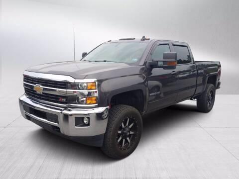 2015 Chevrolet Silverado 2500HD for sale at Fitzgerald Cadillac & Chevrolet in Frederick MD