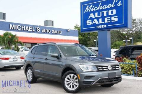 2020 Volkswagen Tiguan for sale at Michael's Auto Sales Corp in Hollywood FL